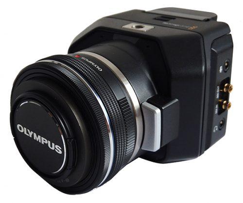 Blackmagic Micro Studio 4K Studio Kamera